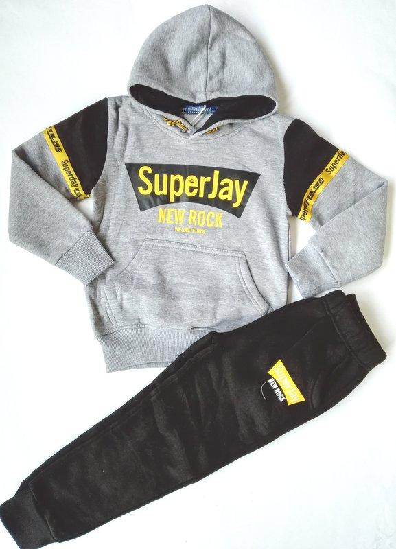 70586b97ae7 Ватиран екип Super Jay,4-12г. - Анцузи и комплекти за момчета ...