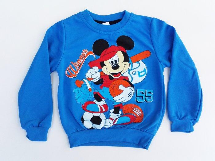14e641dbf83 Блуза за момчета Мики Маус,цвят син - Блузи за момчета - Детски ...